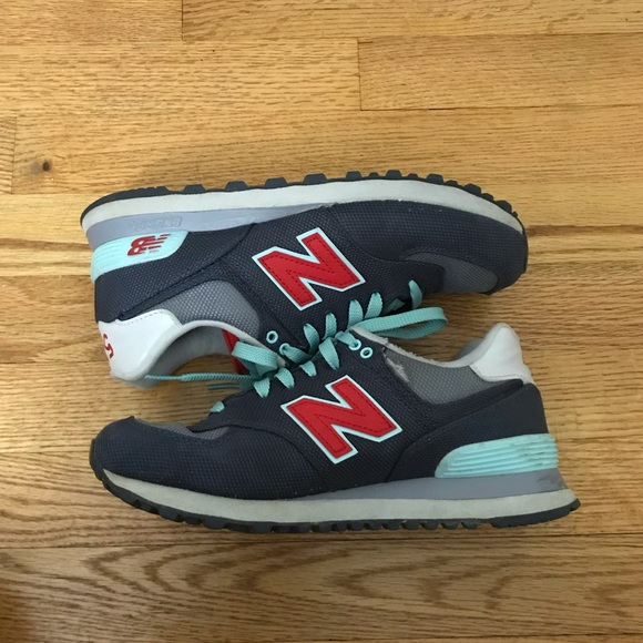 detailed look e59c1 a7ad0 Vintage New Balance 574